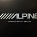 ALPINE(アルパイン) 20cmシート下設置型 パワードサブウーハー SWE-1200